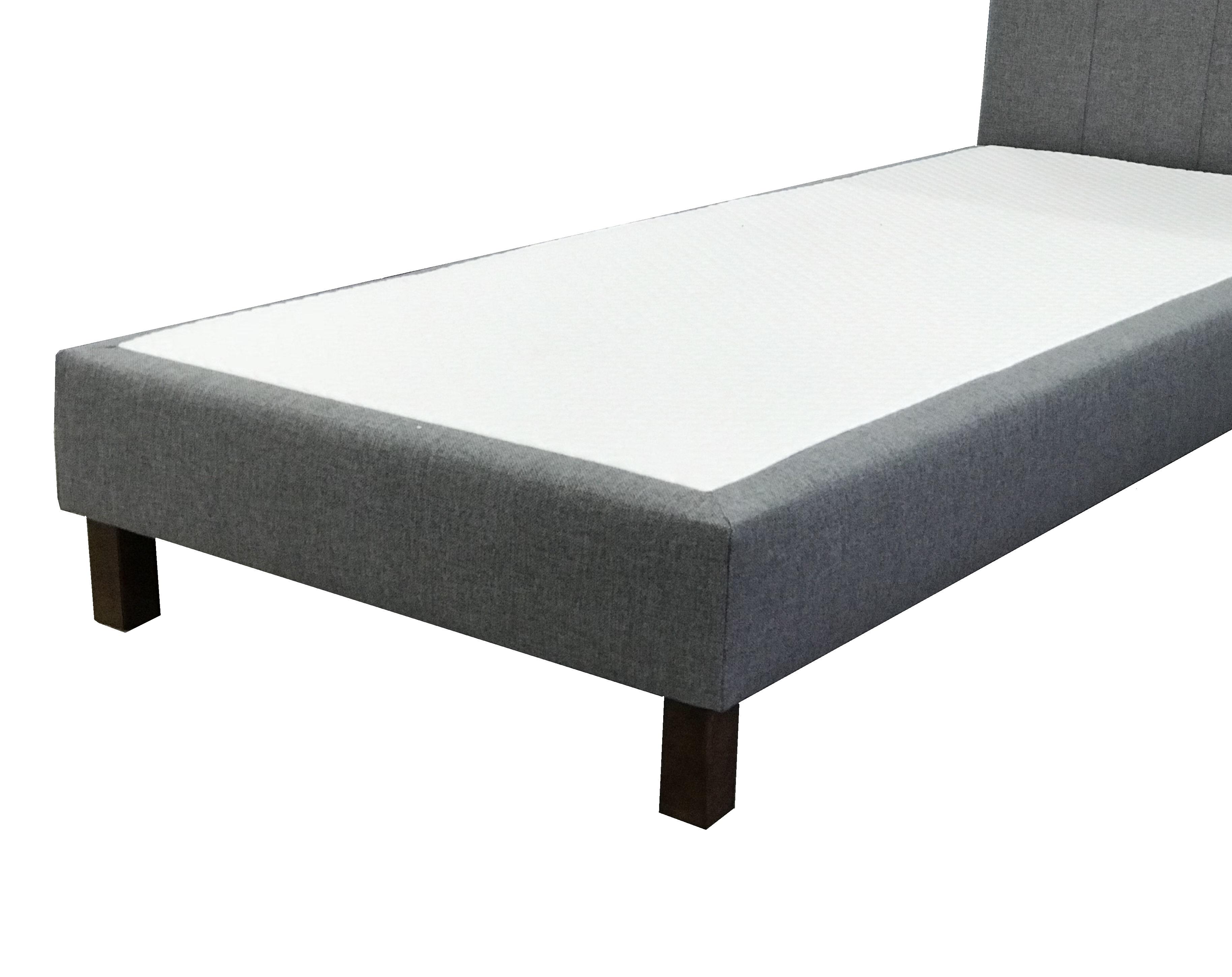 Proste łóżko Hotelowe Z Wezgłowiem Nogi Do Wyboru Glazpol
